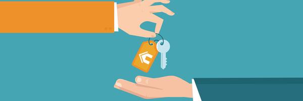 Entrega das chaves: a imobiliária pode se recusar a receber a devolução das chaves em contrato de locação?