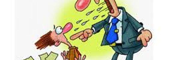 Abuso de autoridades para com os advogados.