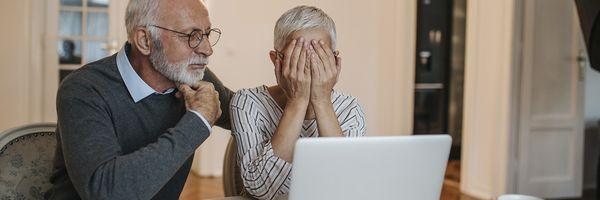 Golpe do consignado por telefone contra idosos e aposentados