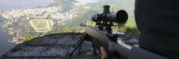 Legitima Defesa e o uso de Snipers