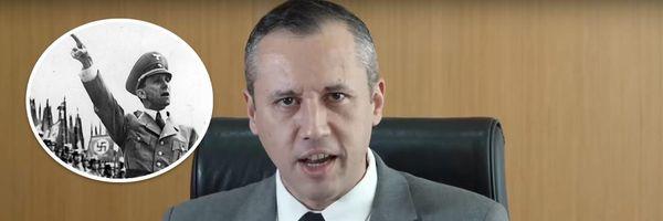 Por que o Jair Bolsonaro demitiu o Secretário Roberto Alvim?