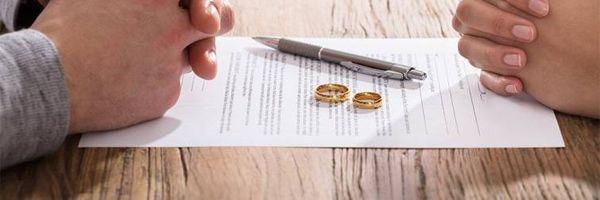 Como é um processo de divórcio litigioso?