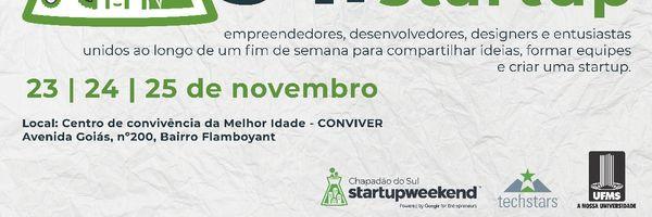 Startup Weekend: Chapadão do Sul