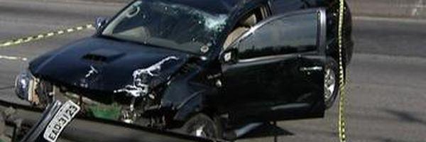 Motorista acusado de dirigir embriagado e causar 2 mortes será julgado por homicídio de trânsito.