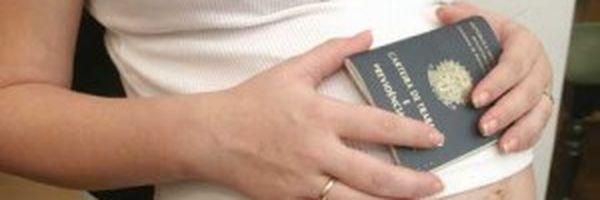 Direito do trabalho - estabilidade da grávida mesmo durante aviso prévio