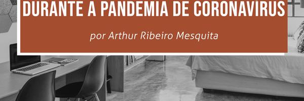 Flexibilização do pagamento de aluguel nos contratos de locação durante a pandemia de coronavírus