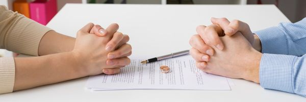 Divórcio rápido e fácil! Veja como você pode simplificar o processo.