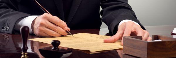 Testamento sem assinatura de tabelião não é considerado válido, decide STJ.