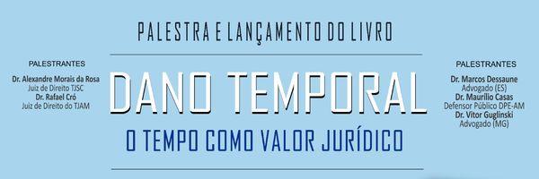 """Esmam e Faculdade Santa Teresa promoverão seminário sobre """"dano temporal"""" e lançamento de livro com mesmo assunto no próximo dia 14"""