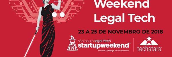 Primeiro Startup Weekend LegalTech da América Latina acontece de 23 a 25 de novembro em São Paulo