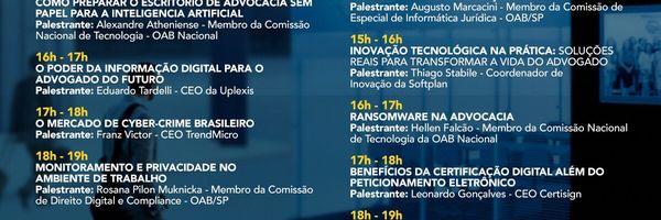 Jusbrasil participa da XXIII Conferência Nacional da Advocacia Brasileira