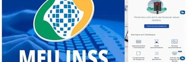"""Meu INSS: """"Ocorreu um erro ao buscar seus dados"""". Dica para resolver o problema"""