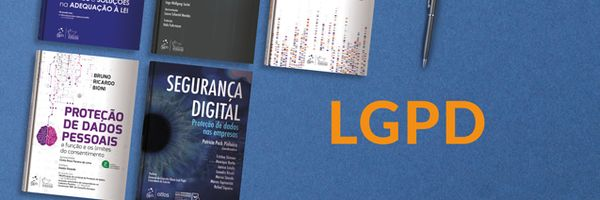 5 livros sobre LGPD para saber tudo sobre o tema