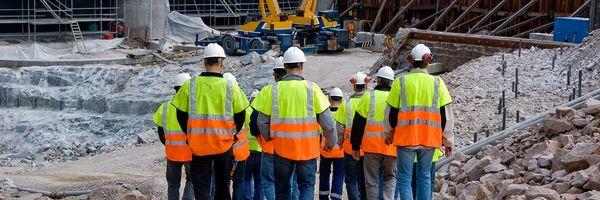 A importância do treinamento em segurança da construção