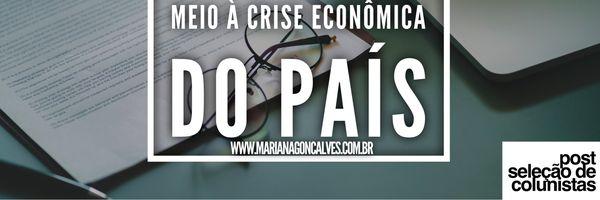 Distratos em meio à crise econômica do país.