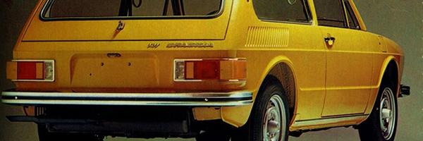 VW Brasília faz 45 anos com 329.999 exemplares no Estado de São Paulo, diz Detran.SP