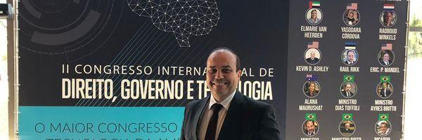 II Congresso Internacional de Direito, Governo e Tecnologia
