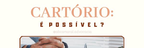 Divórcio realizado no Cartório: é possível?