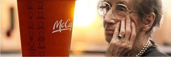 A verdade sobre o caso do café do McDonald's