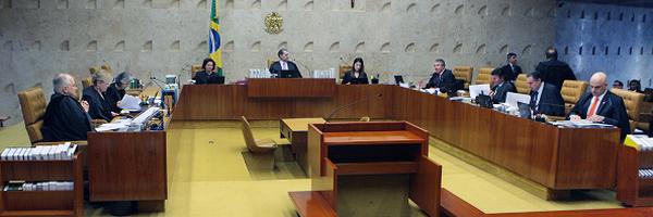 STF: não cabe recurso contra decisão do relator que inadmite amicus curiae