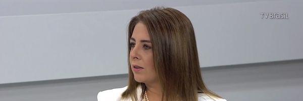 Em entrevista a TV Brasil, a Dra Ana Paula fala sobre violência contra professores!