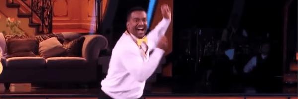 A dança de Carlton