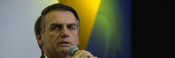 Especialistas veem 'alto risco' na candidatura de Bolsonaro