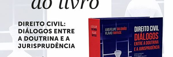 Sorteio e Lançamento. Livro Direito Civil. Diálogos entre a doutrina e a jurisprudência. Coordenação com o Ministro Luis Felipe Salomão.