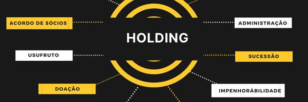 A holding no Brasil