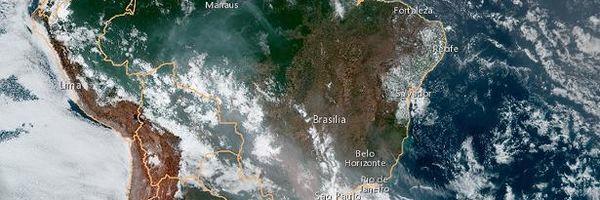 O que importa a 'culpa' nos incêndios no Brasil?