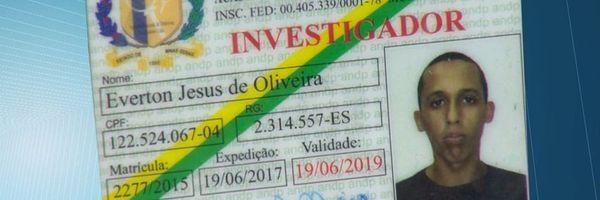 Um detetive particular de 29 anos foi preso, porque se passava por investigador da Polícia Civil da Delegacia de Defraudações para fazer cobranças e ameaças