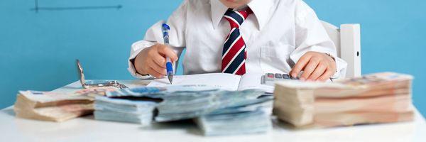 Quanto devo pagar de pensão para um filho?