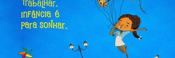 Twittaço pelo fim do trabalho infantil no Brasil acontecerá no dia 12/06