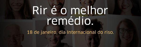 Informativo: Dia Nacional do Riso