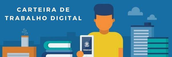 Confira a Carteira de Trabalho Digital e aprenda como acessar o aplicativo