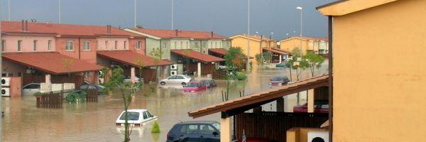 Isenção de IPTU - Imóvel atingido por catástrofe originária de condições climáticas