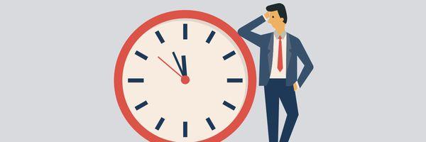 Quanto tempo o juiz pode atrasar para iniciar a audiência?
