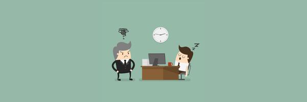Uma advertência no trabalho pode levar a justa causa?