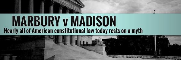 A origem do controle de constitucionalidade por via de exceção ou difuso.