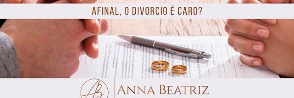 Afinal, O divórcio é caro?