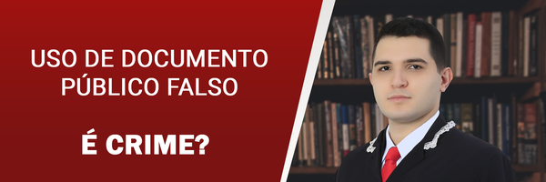 Duas teses defensivas CURIOSAS para o crime de uso de documento público falso!