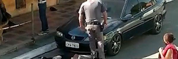 Abordagens policiais podem ser filmadas?