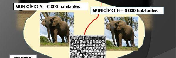 Um município elefante incomoda muita gente
