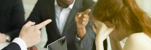 Assédio moral no trabalho: tire todas as suas dúvidas aqui