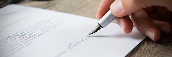 Peça a reparação do contrato inadimplente em até 10 anos