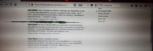 Juca Kfouri é condenado a indenizar Jair Bolsonaro em R$ 120.000,00 por danos morais