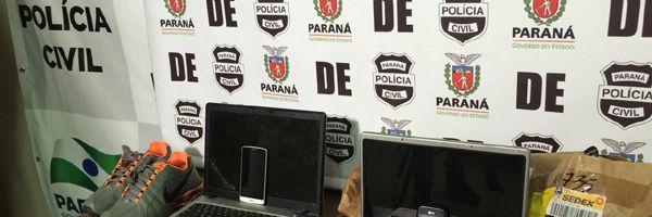Estagiários do TJ-PR são presos por aplicarem golpe com prejuízo superior a R$ 100 mil