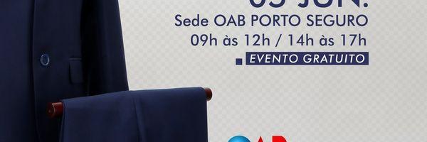 Workshop Iniciação à Advocacia, em Porto Seguro/BA