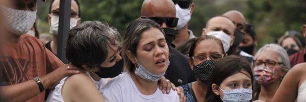 Derinaldo Cardoso dos Santos: Mais um dos heróis anônimos que tombam em combate