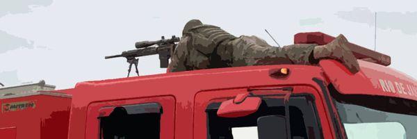 O sniper estava amparado pelo instituto da legítima defesa de terceiros?